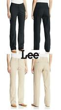 Lee Women's Jeans Comfort Fit Jean Kassidy Pants Stretch Waistband Variation NEW