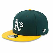 Oakland Athletics 2017 59Fifty Authentic Fitted Performance Home MLB Baseball