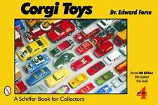 Corgi Toys (4th Edition, Revised) by Force, Edward/ Bray, Jeff [Paperback]