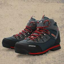 Casual Mens Boots High Top Athletic Shoe Waterproof Hiking Climbing Shoes Sport