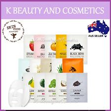 [Skinfood] 5 pieces x Beauty In A Food Mask 20ml *AUS Seller*
