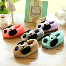 kids slippers boys girls slippers cute cartoon cotton warm slippers home shoes