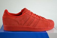 Adidas superstar RT Red suede suede shoes Sneakers shoes
