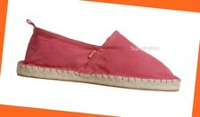 UK 8 @New Womens Superdry Fashion Flat Shoes Espadrilles - Pink