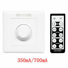 Constant Current PWM Dimmer LED Light Dimmer Single Channel PWM Dimmer Switch