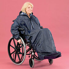 Pattersons Wheelchair Mac with Sleeves - Lined