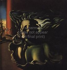 "SALVADOR DALI Surrealism Art Painting Poster or Canvas Print ""The Dream"""