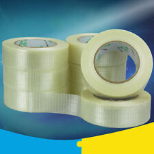 Clear Fiberglass Woven Tape Adhesive for RC Model Airplane Repair Hobby Parts
