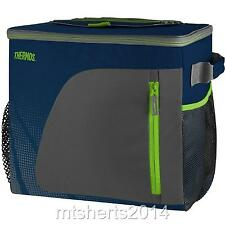 Brand New Thermos Large 36 Can 30L Insulated Cool Bag Lunch Box Navy X22A