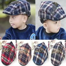 NEW Childs Toddler Infant Baby Boys Girls Formal Wedding Hat Page Boy Beret Cap