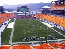 (4) Steelers vs Browns Tickets Upper Level Great View!!