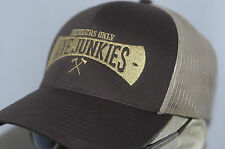 Axe Junkies Hat OFFICIALLY SPONSORED