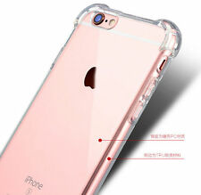 Hybrid Rubber Shockproof TPU Cover Case Screen Protector Cheap for Apple iPhone