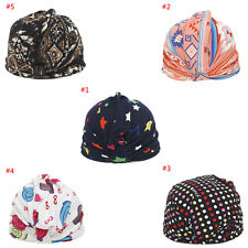 Toddler Kids Baby Girl Multi-color Knot Cap Sleep Beanie Hat Headwear Headgear