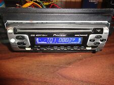 Pioneer DEH-1500 CD Player Mosfet 50wX4 Tested Works Oldschool Bass Radio Car