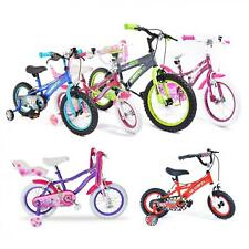 "Muddyfox Bike 12"", 14"" or 16"" Kids Bicycle with Stabilisers, Girls Boys Children"
