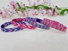 "New Cutie Pie Zig Zag Dog/ Puppy/Chihuahua Collar. Sizes 6""-8"" or 8""-10"""
