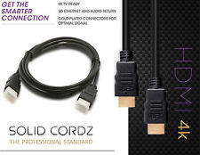 10Pcs High Speed HDMI Cable 1.5FT-30FT V1.4 1080P 4K HD 3D Ethernet PC/DVD/HDTV