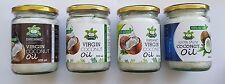 COCOMA Pure Organic Extra Virgin Coconut Oil 500ml Natural Oil - SELECT THE TYPE