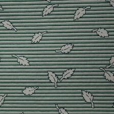Quilt Fabric Quilting Cotton Calico Green Tossed Leaves: FQ 17x20