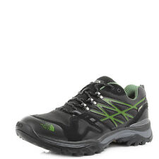 Mens The North Face Hedgehog Fastpack GTX Black Green Hiking Boots Shu Size