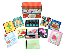 25 Greeting Cards Assortment Paper Magic All Occasion Handmade and Embellished