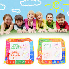 Water Writing Painting Drawing Doodle Mat Board Magic Pen Doodle Child Kids Toys