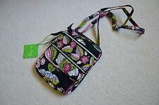 Vera Bradley Mini Hipster Crossbody in Moon Blooms NWT