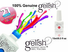 Gelish Gel Polish Soak Off UV LED Gelish® Harmony Gel Polish Nail Lacquer 15ml