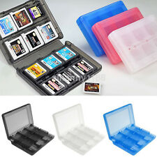 28 in 1 Game Card Case Holder Cartridge Box for Nintendo DS 3DS XL LL DSi MT US