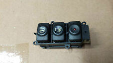 fiat coupe central locking and heated rear screen   switch