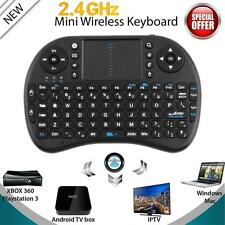 Mini Wireless Keyboard 2.4G with Touchpad Handheld Keyboard for PC Android TV CL