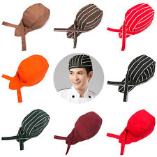 Fashion Adjustable Catering Baker Cook Hats Restaurant Kitchen Chef Hats New