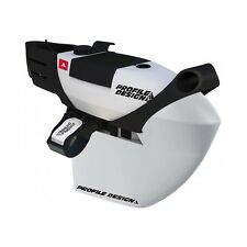 Profile Design FC35 Hydration Drink System Aerodynamic Triathlon TT White