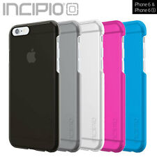 Incipio iPhone 6S 6 Case Feather Clear Shockproof Ultra Thin Slim Hard Cover