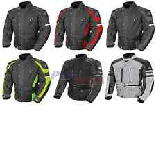 Joe Rocket Ballistic Jacket Motorcycle Street Textile