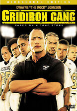 Gridiron Gang (DVD, 2007, Widescreen)