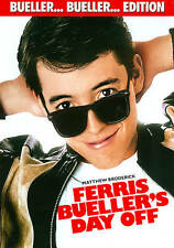 Ferris Buellers Day Off (DVD, 2013)