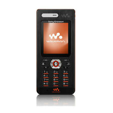 Sony Ericsson W880 W880i Mobile Phone Unlocked GSM Bluetooth MP3 Cell Phone