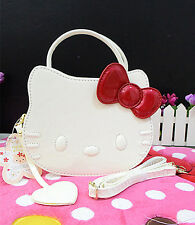 New Women Hellokitty Messenger Bag handbag purse AA-14521