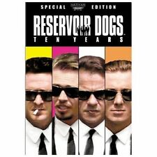 RESERVOIR DOGS 10th Anniversary 2-Disc DVD Special Ed. Quinton Tarantino Mint