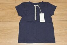 BNWT SEED GIRLS NAVY SHORT SLEEVE SHRITS SIZE 2.3.4.5.6.7.8.9.10 RRP$39.95