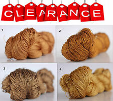 Clearance Sale 100% Silk Hand Embroidery Thread - Hand Dyed 1 Skein 50 Grams 13