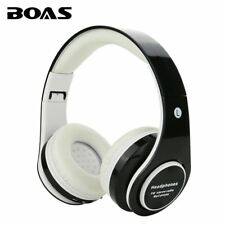 BOAS new wireless bluetooth stereo headsets foldable stereo headphone with mic s