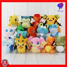 Pokemon Go Plush Toy Collectible Soft Stuffed Animal Cute Doll