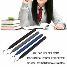 2B Lead Holder Exam Mechanical Pencil For Office School Students Examination DS