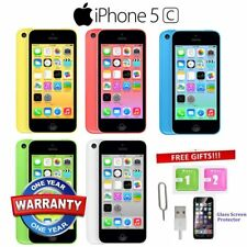 Apple iPhone 5C 8GB 16GB 32GB Sim Free Factory Unlocked Smartphone UK