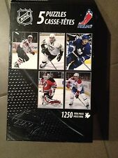 Puzzle NHL Hockey You Choose: Crosby Ovechkin Brodeur & more 250 Pieces