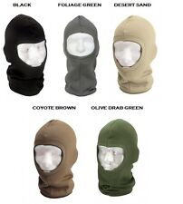 POLY FLEECE Balaclava Cold Weather Face Mask Neck Warmer Hood Ski Snowboard