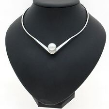 Unique Design Simulated Pearl Fashion Chokers Necklace For Women